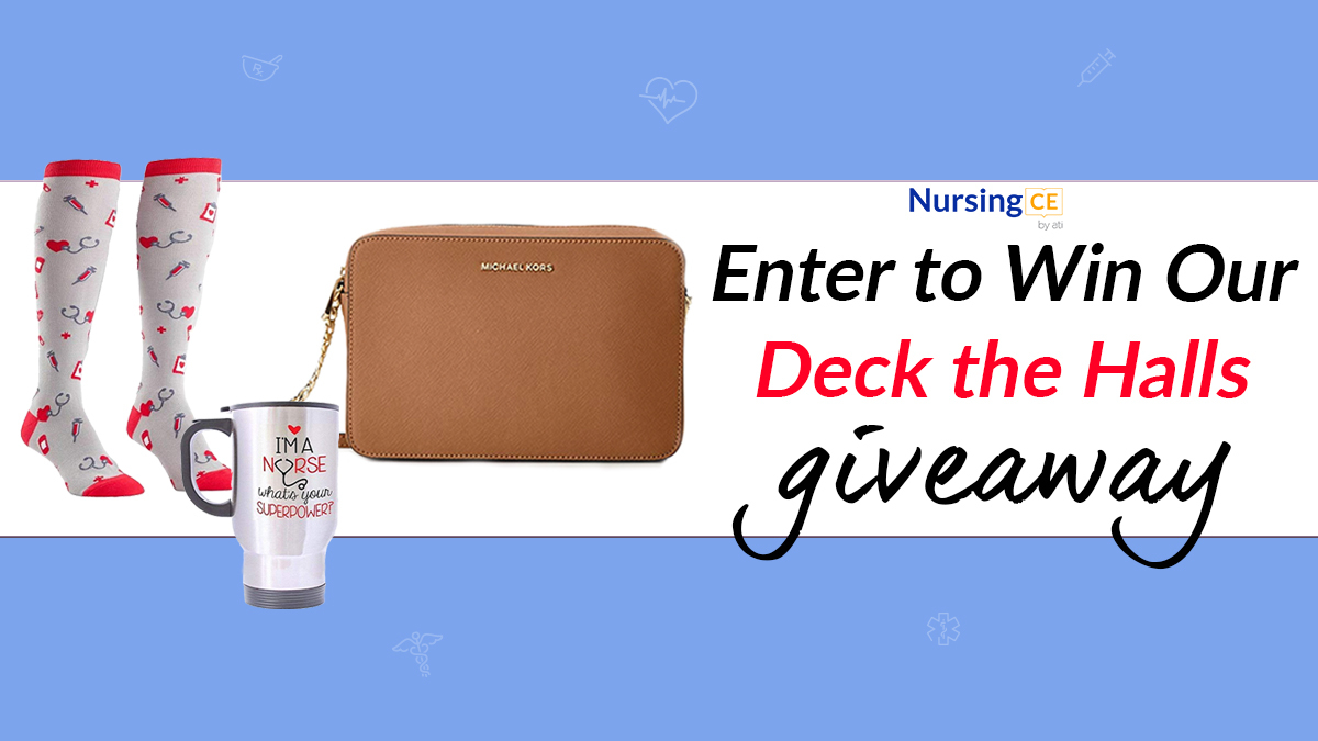 deck-the-halls-with-nursingce-com-and-win-our-holiday-giveaway