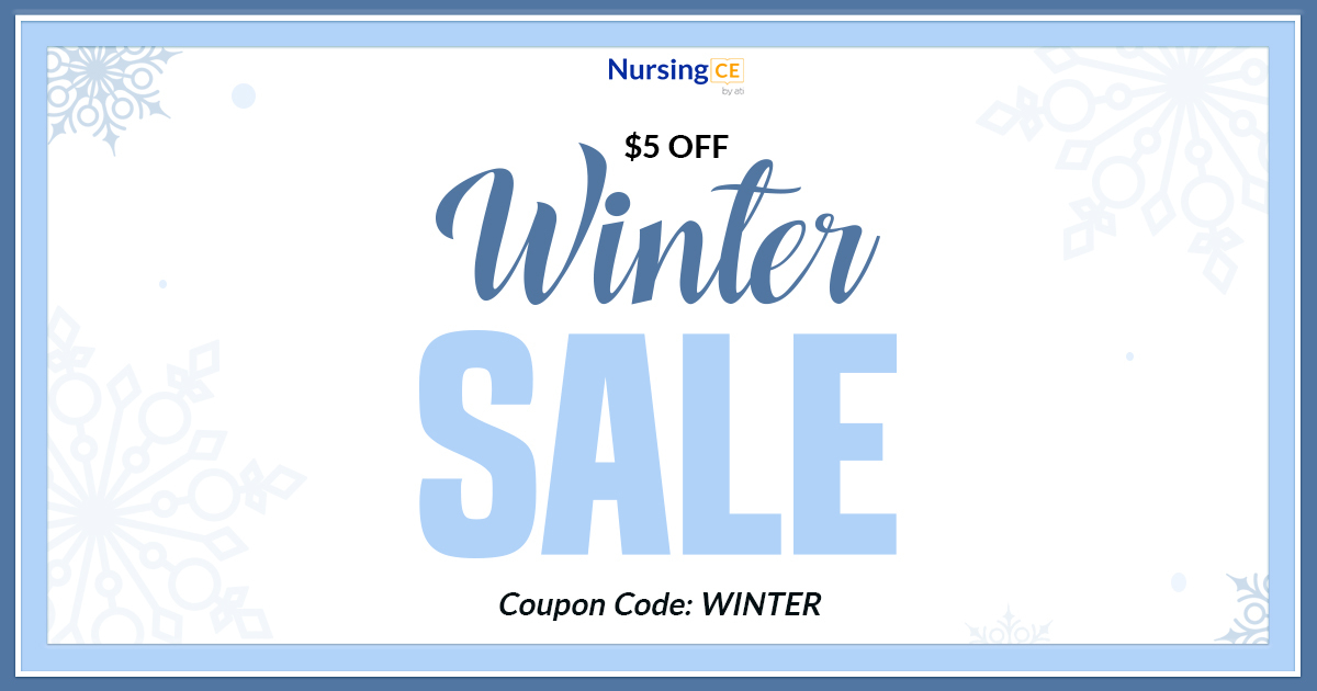 save-money-on-your-nursing-ceus-with-our-winter-sale